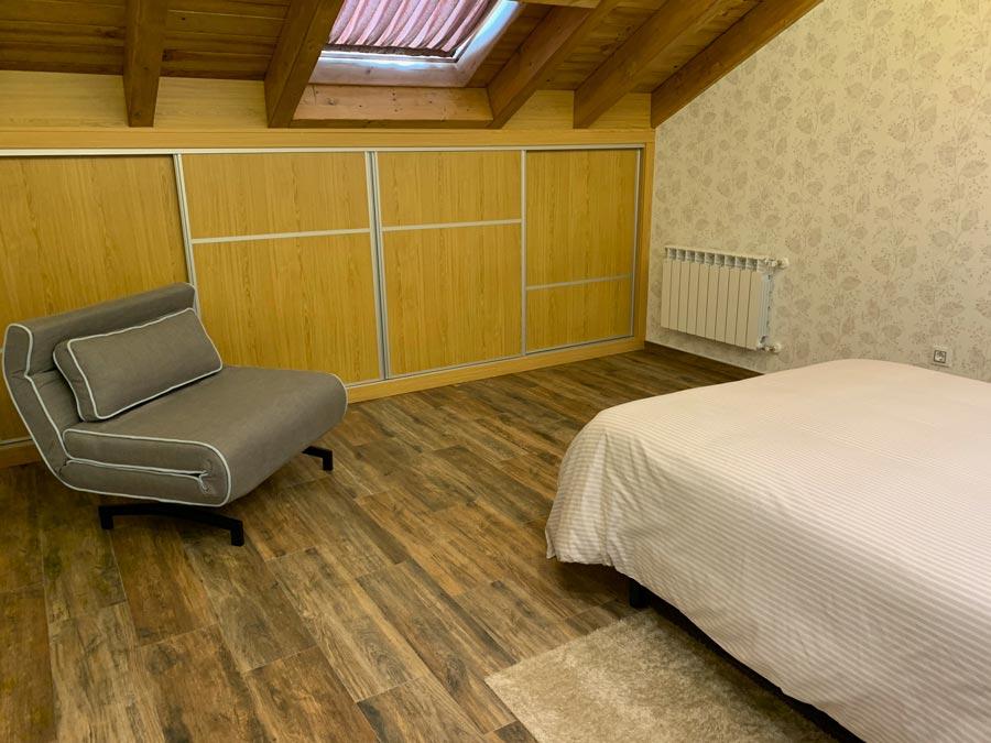 Habitaciones con cama supletoria