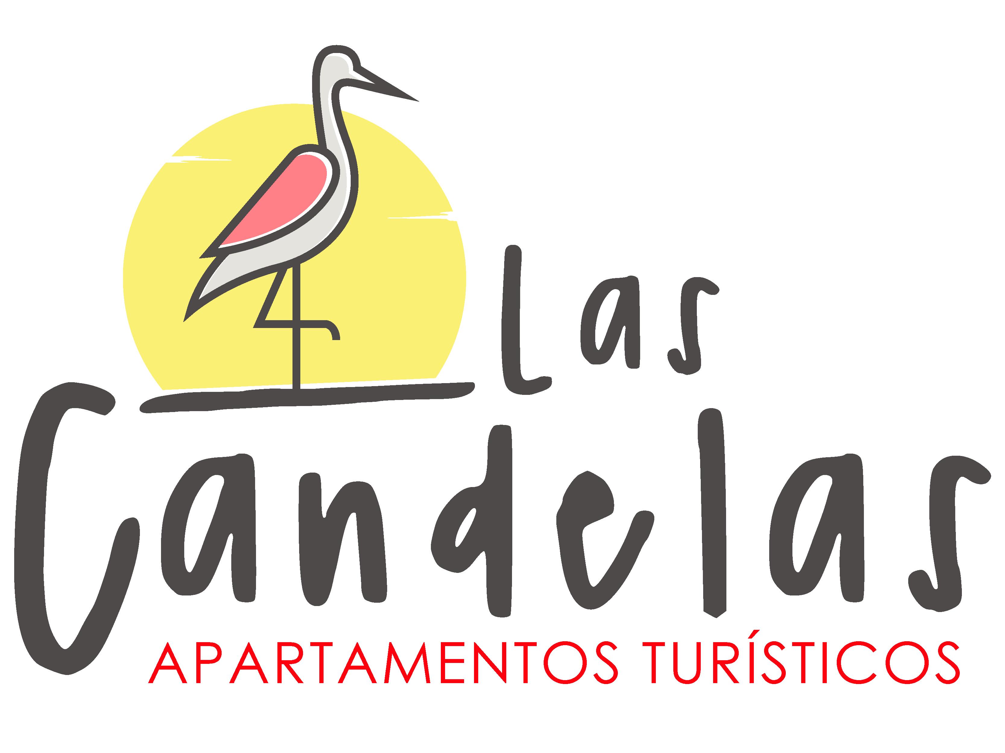 Logo apartamentos Las Candelas